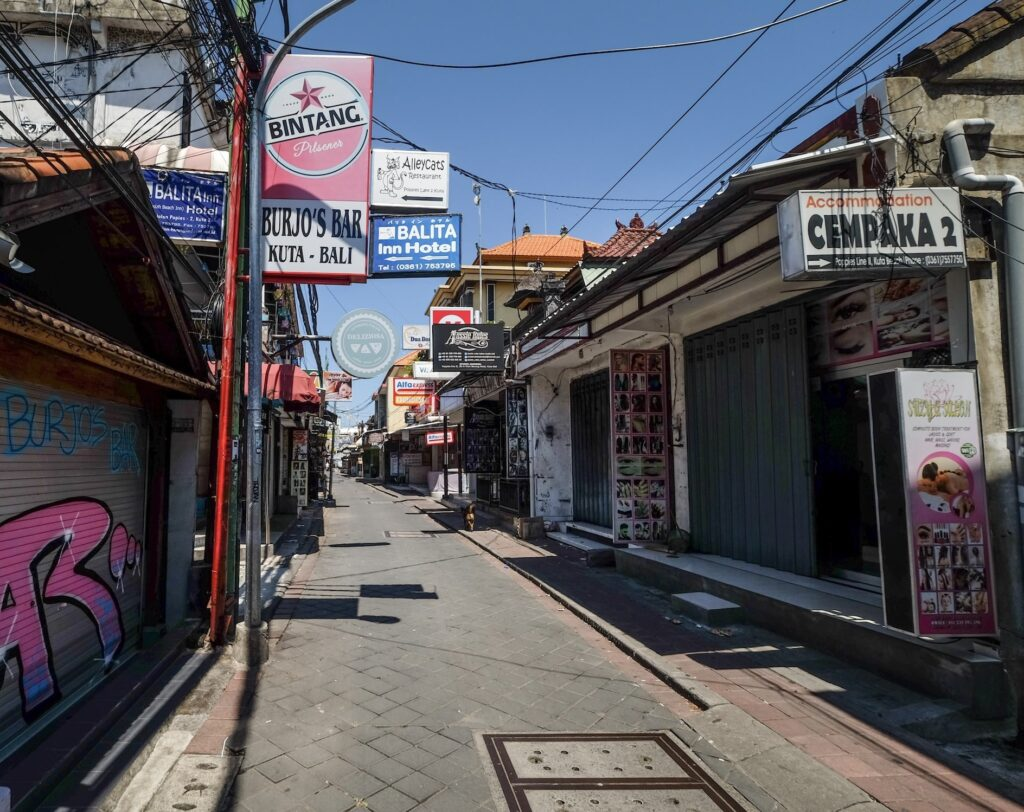 Gov't Must Prepare USD80 Million To Finance Complete Lockdown In Bali