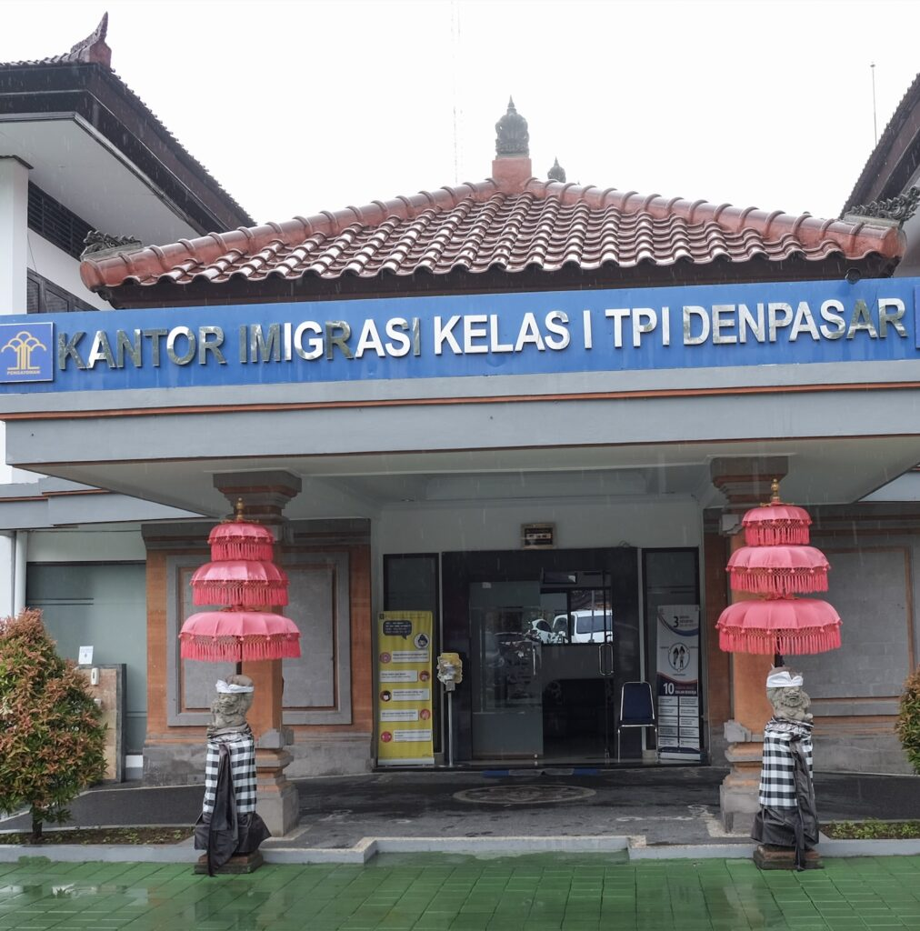 Immigration Office in Denpasar Bali