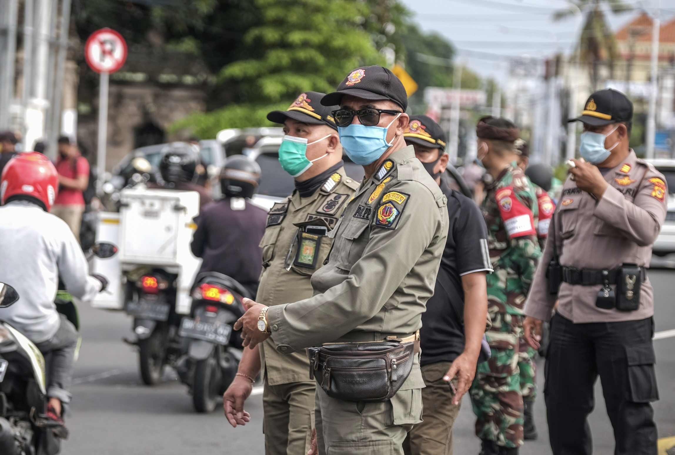Prisoner Escaped From Quarantine Facility In Bali