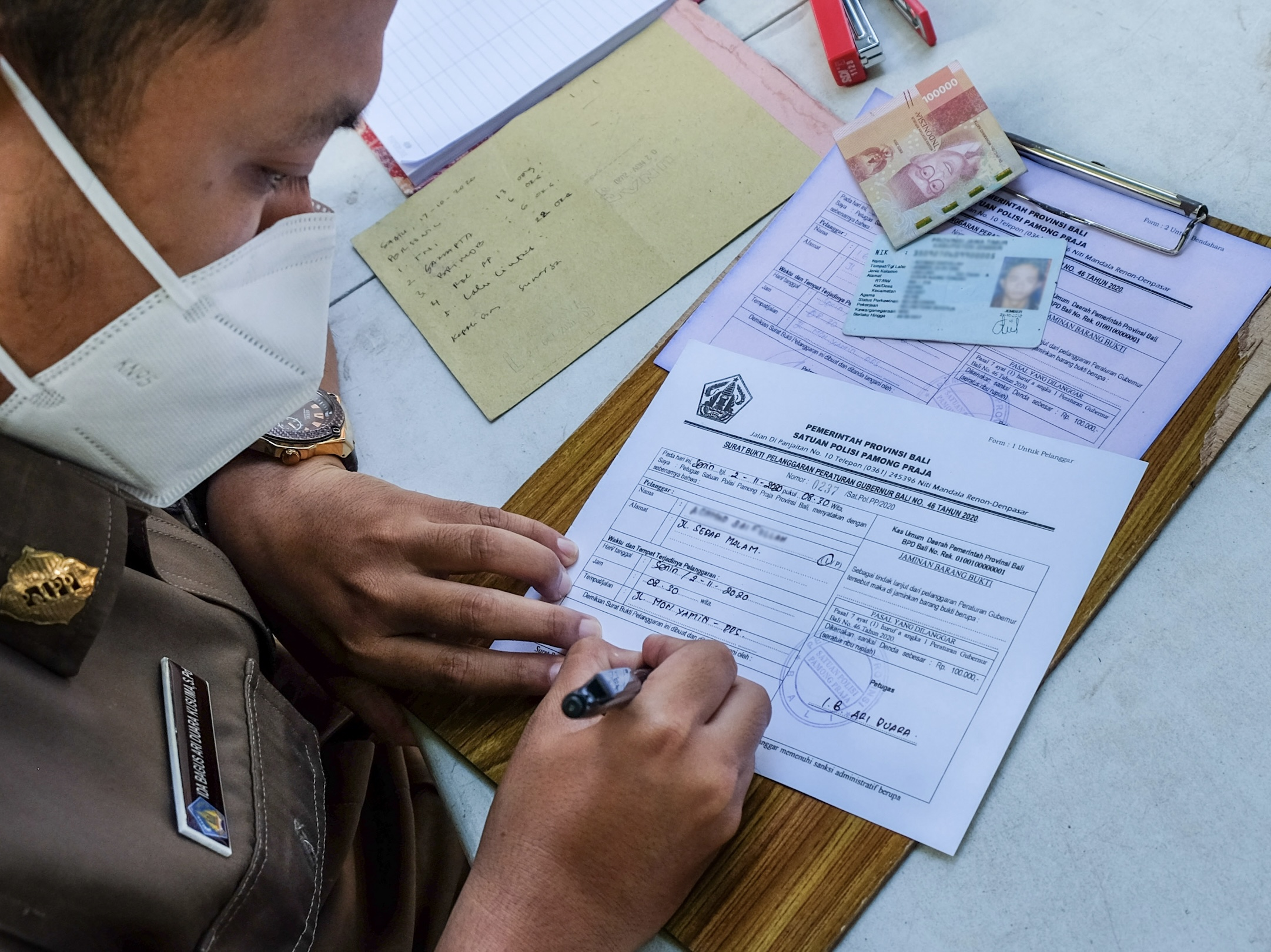 Turkish National Deported From Bali After Overstaying His Visa
