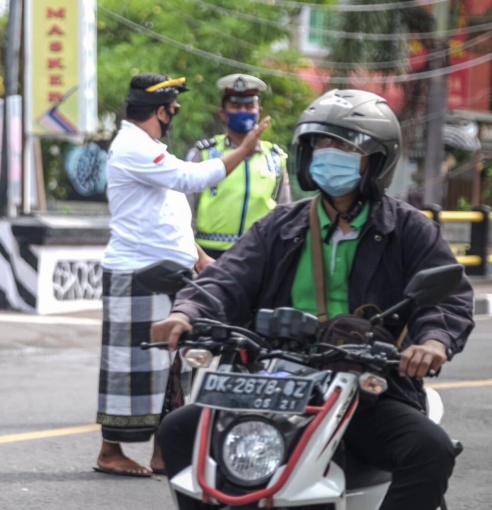 police bali