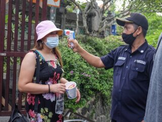 130,000 Doses Of Sinovac Vaccine Arrive In Denpasar To Conclude Phase Two
