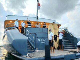 Aqua Blu Returns to Bali Sea With New Safety Protocols