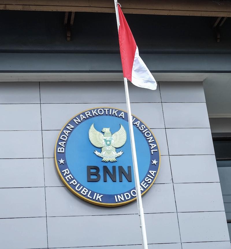 Bali Narcotics Investigation unit