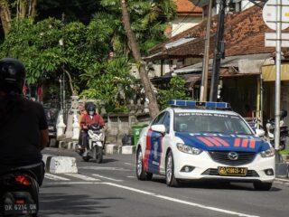 Bali Police Arrest Two Suspects For Car Break-ins