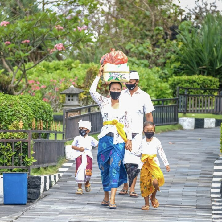 Bali Residents Expected To Receive Vaccines By August