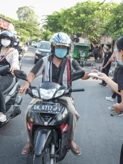 Bali Senator Supports President's Request To Distribute Free Masks