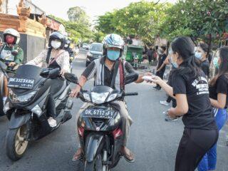 Bali Senator Supports President's Request To Distribute Free Masks
