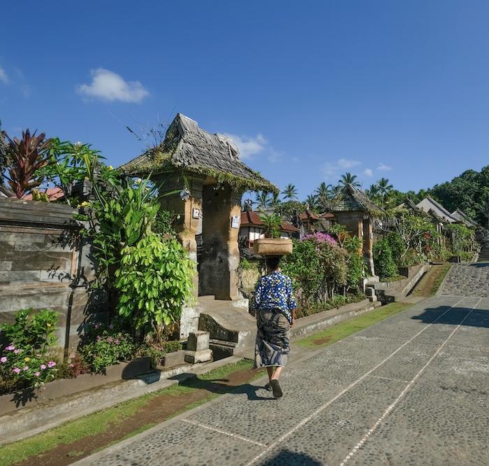 Bali culture land