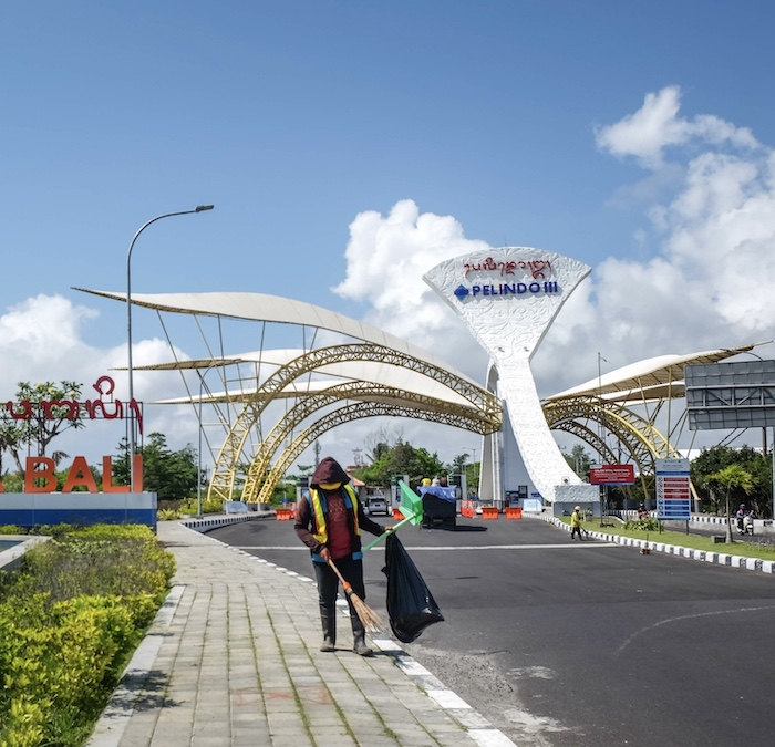 Benoa Port Bali