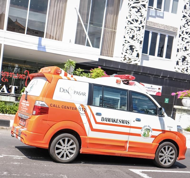 Denpasar ambulance