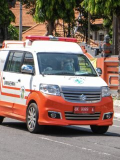 Electric Shock Results Fatal For Bali Police Officer