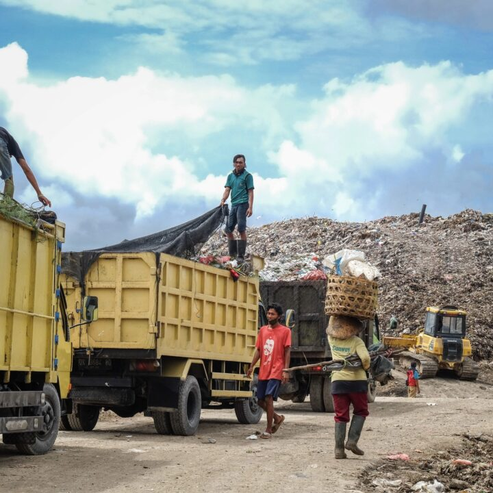 Environmental Activists Concerned About Gov't Plans For Waste Management In Denpasar
