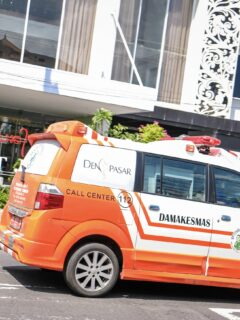Fatal Motor Vehicle Accident Occurred in Denpasar