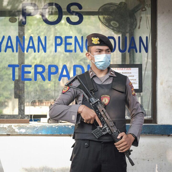 Officers Shoot Reoffender For Resisting Arrest In Bali