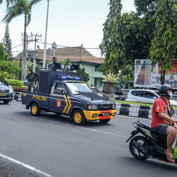 Partial Lockdown Extended In Bali
