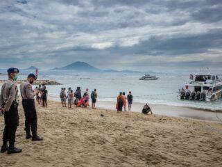 Three Men Arrested For Fraudulent Rapid Test Document At Padangbai Port