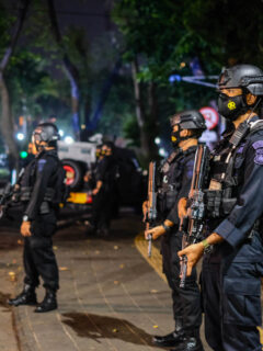 FBI Visits Bali Police Department Seeking Cooperation