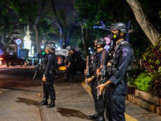 FBI Visits Bali Police Department Seeking Cooperation