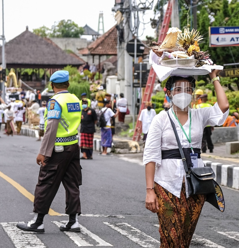 local mask police