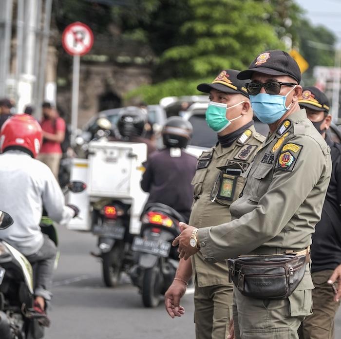 police masks