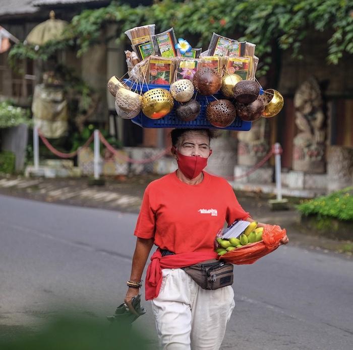 vendor in Bali