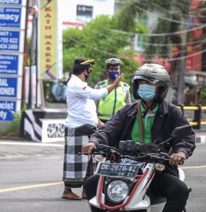 village police masks