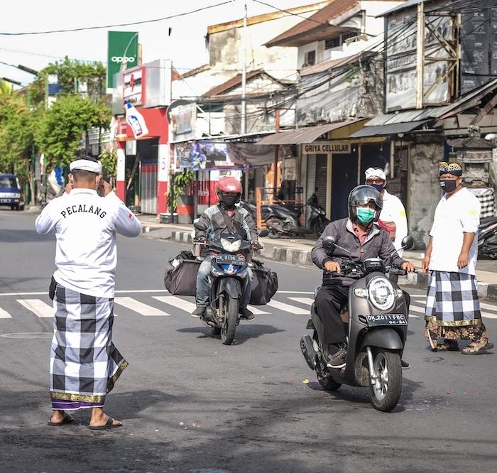 village police