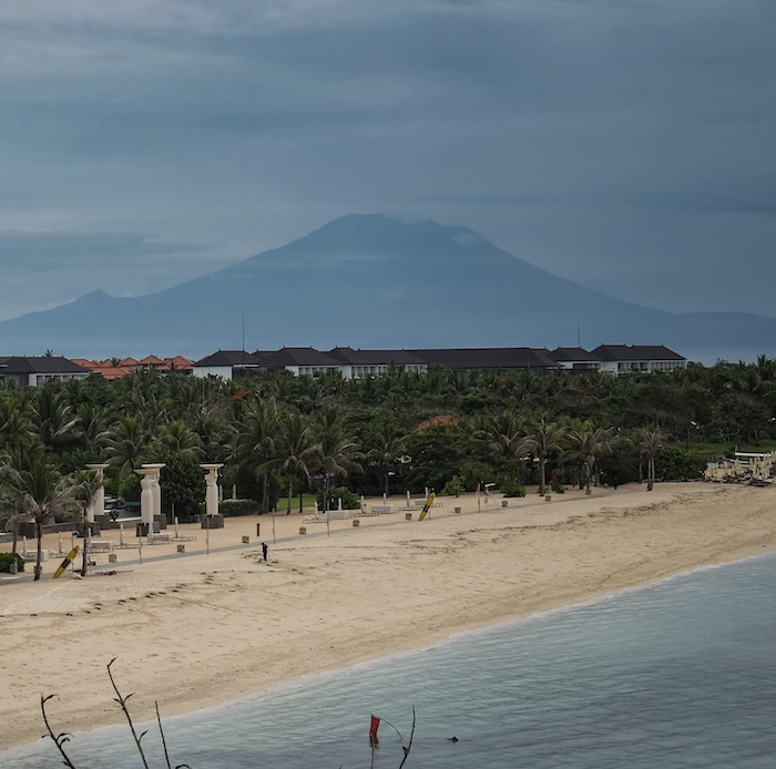 volcanos Bali