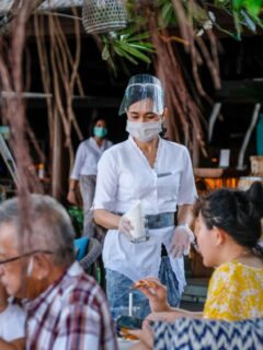 90% Of Restaurants In Ubud Have Closed Down Due To The Pandemic