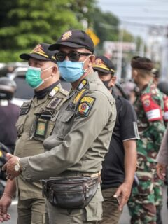 Bali Airport Increases Security Measures After Terrorist Attack In Sulawesi