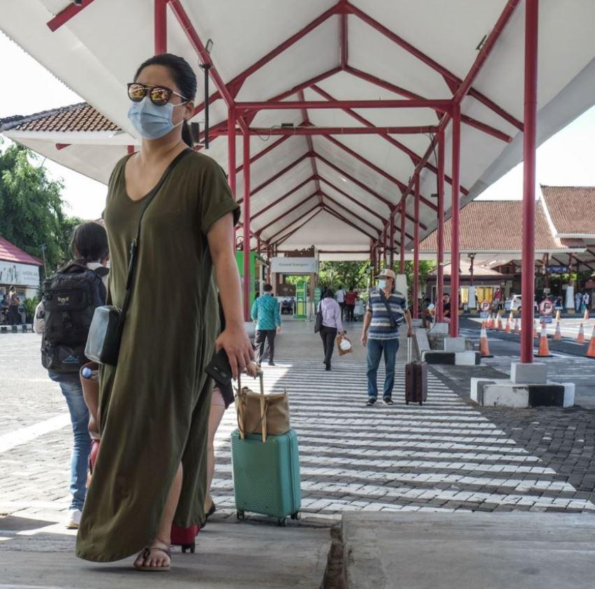 Bali Airport Passengers