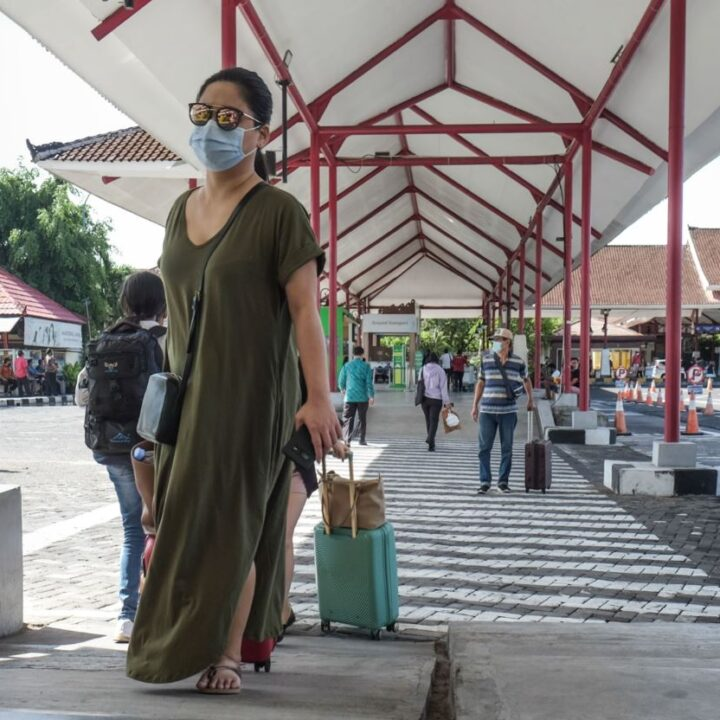 Bali Airport Records Increase in Flights For March