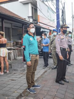 Bali Authorities Close Down Local Grocery Shop For Defying Protocols