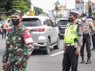 Bali Police Creates Special Force Team To Track Protocol Violators