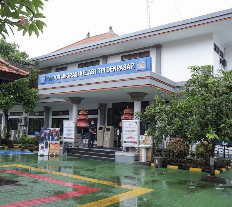 Denpasar Immigration office