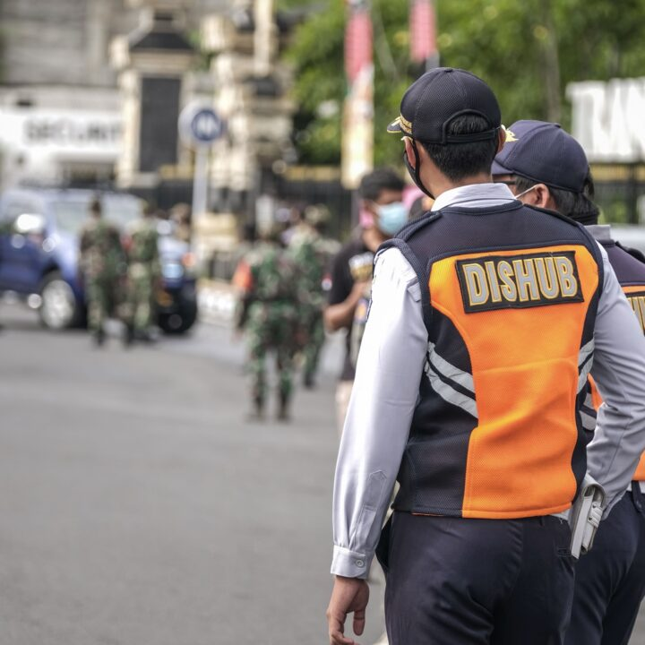 Partial Lockdown Extended For Two More Weeks In Bali