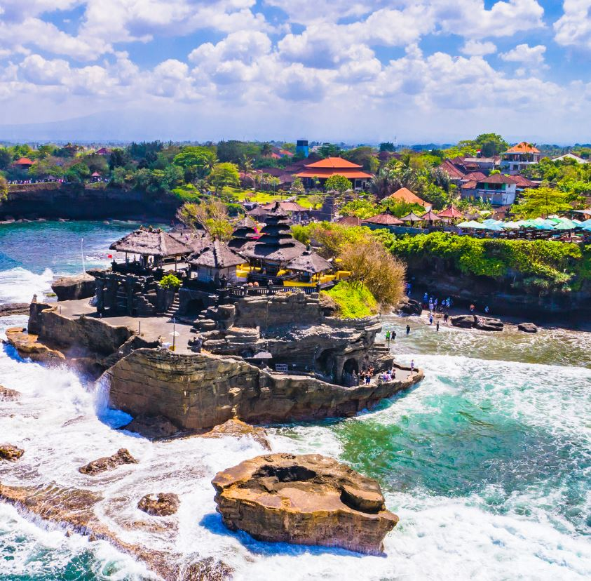 Tanah Lot Temple Prepares To Be A Green Zone Tourist Destination