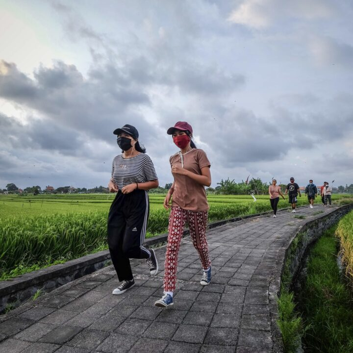 Bali Officials Extend Partial Lockdown Until Further Notice