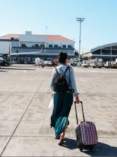 The air traffic of Bali Ngurah Rai International airport has surged during the Easter holiday season.