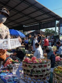 Denpasar Vaccinates More Than 1000 Market Vendors