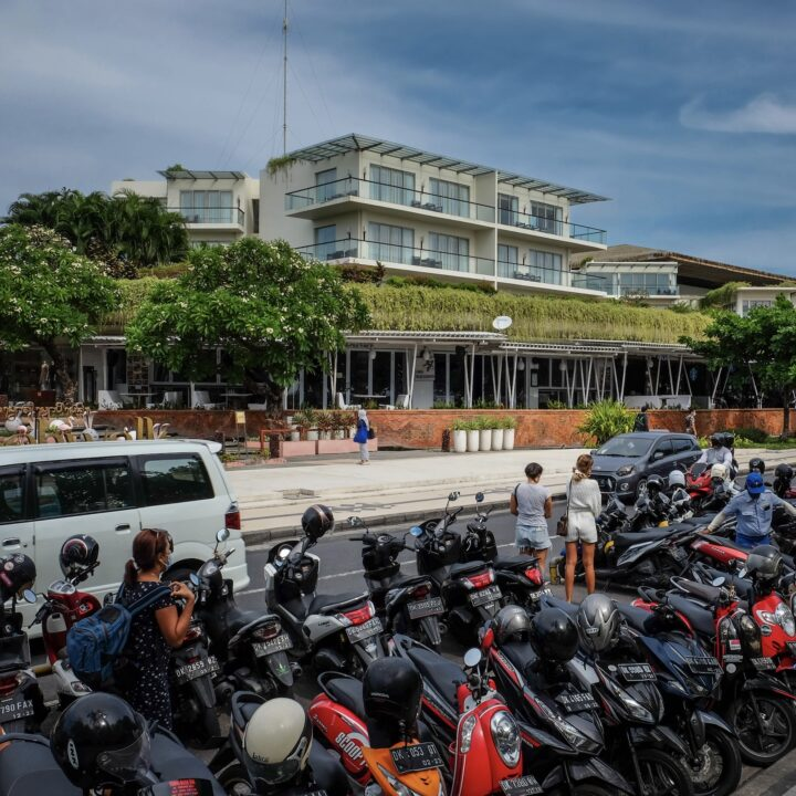 Expat Released By Police After Stealing Five Helmets In Bali