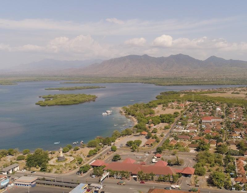 Gilimanuk port