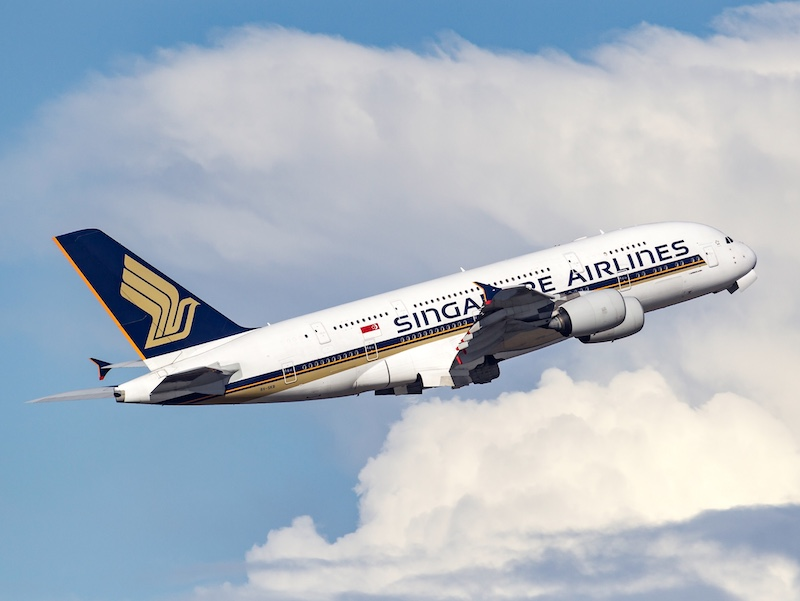 Singapore Airlines To Bali