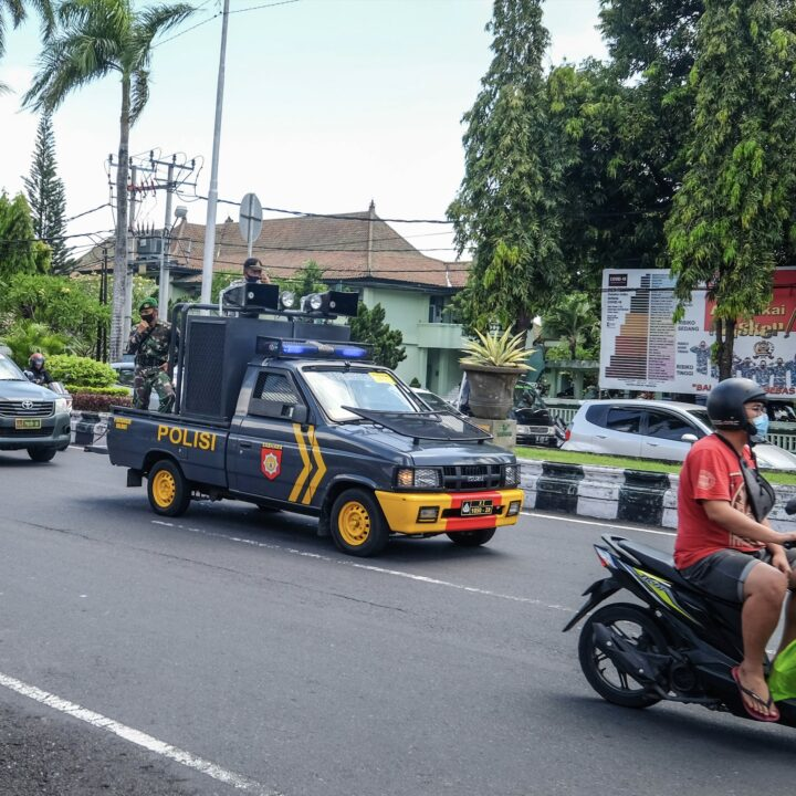 Special Covid-19 Task Force Begins To Inspect Local Markets In Bali