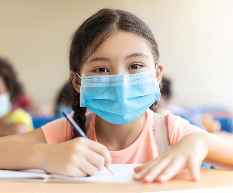 student bali mask