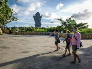 Bali College Students Urge Government To Reopen International Borders