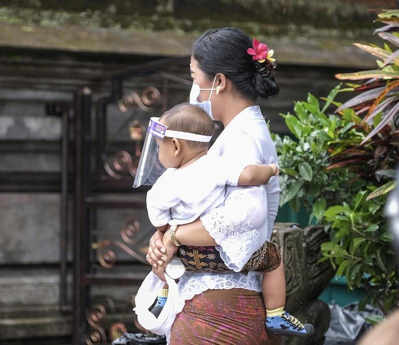 Bali vaccines covid-19