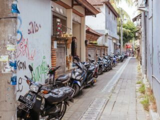 The Badung Police Department has instructed all the local motorbike shops in the Badung area to stop producing loud, customized exhaust systems for their customers.