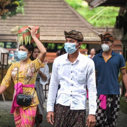 Bali officials have confirmed that Covid-19 transmissions on the island have been significantly reduced as the Covid-19 vaccine gets distributed to the residents.